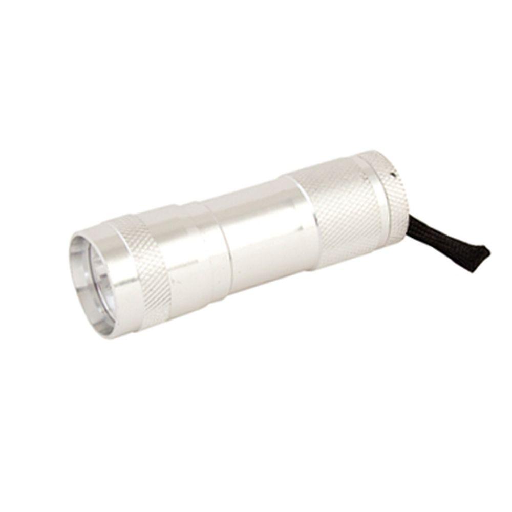 Фонарик металл со светодиодами 1512-3С 3LED 3R3