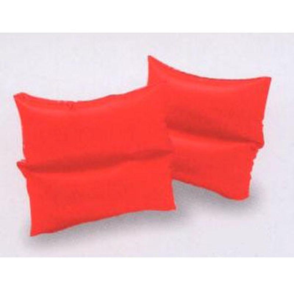 Нарукавники INTEX 59642 от 6 до 12 лет, цвет: оранжевый
