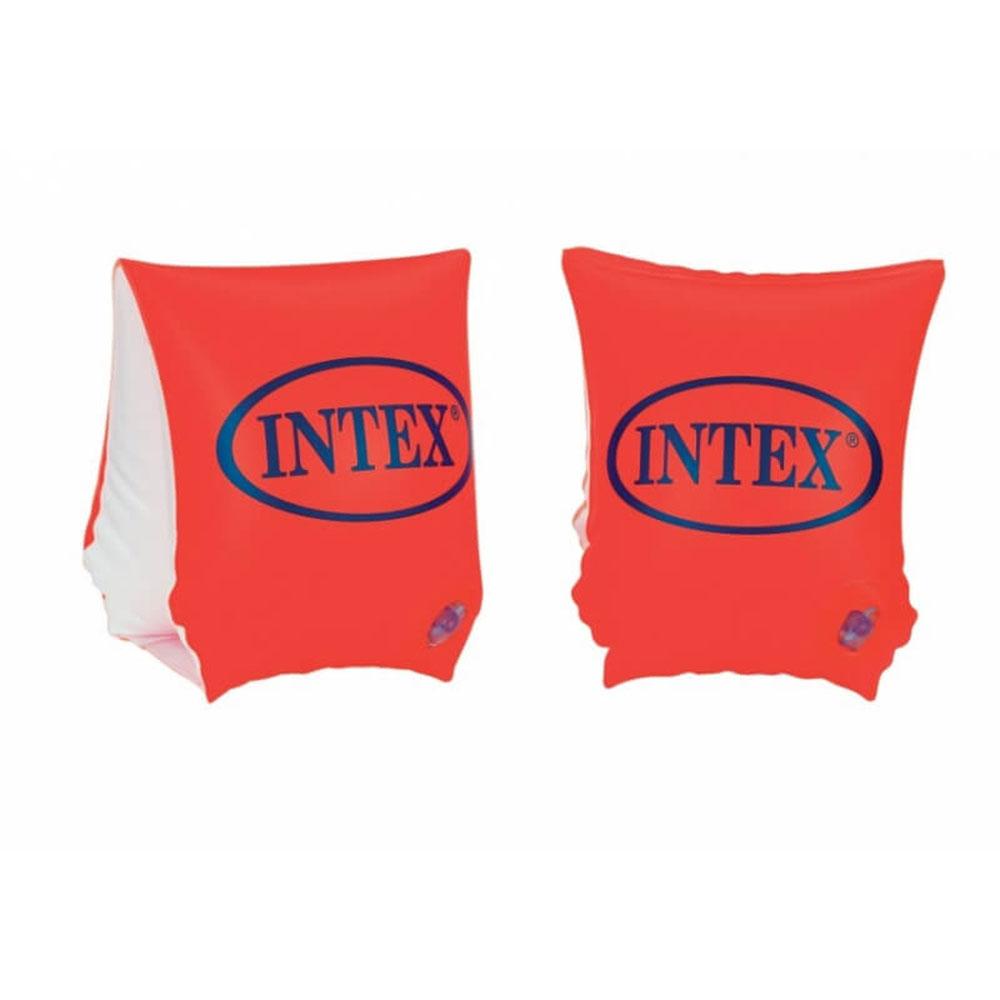 Нарукавники INTEX 58642 DELUXE от 3 до 6 лет