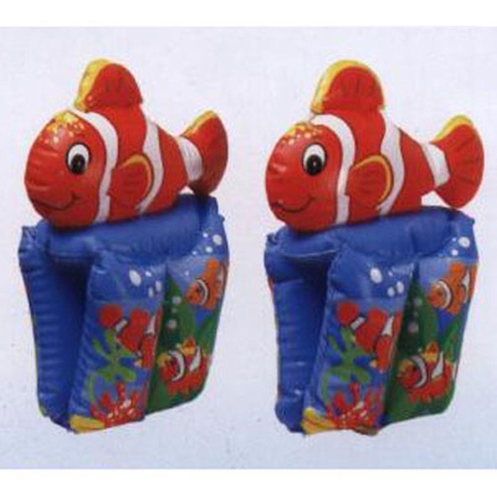 INTEX Нарукавники Рыба-клоун, для 6-12 лет, 37* 22см, 56650