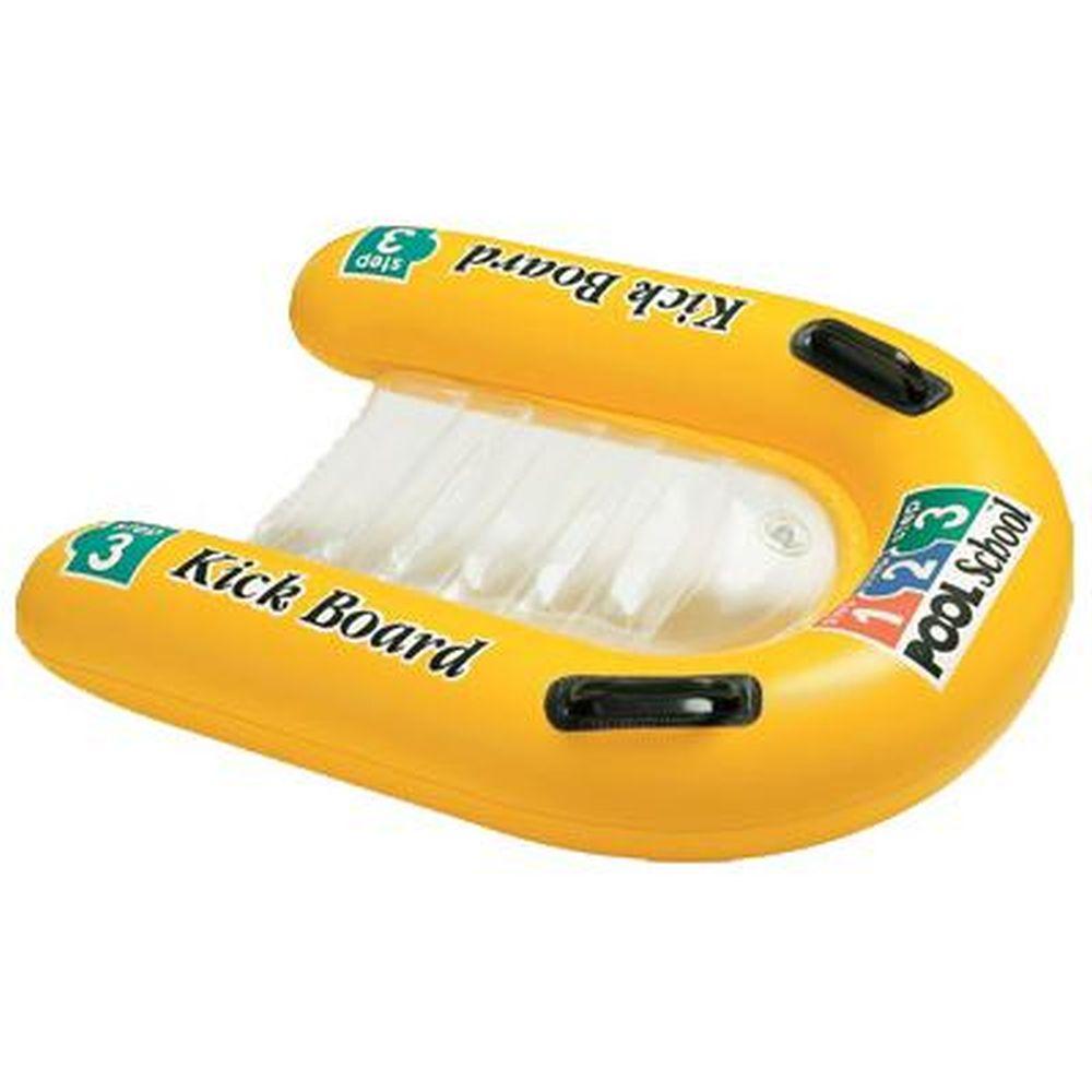 INTEX Серф для обучения плаванию, от 4 лет 81*76см, 58167