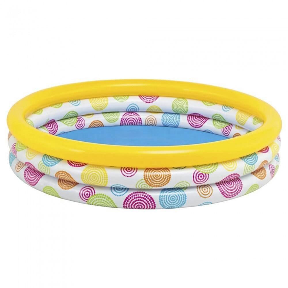 Надувной бассейн для детей INTEX 58439 147х33 см, от 2 лет