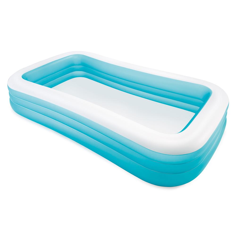 Надувной бассейн для детей INTEX 58484 305x183x56 см от 6 лет