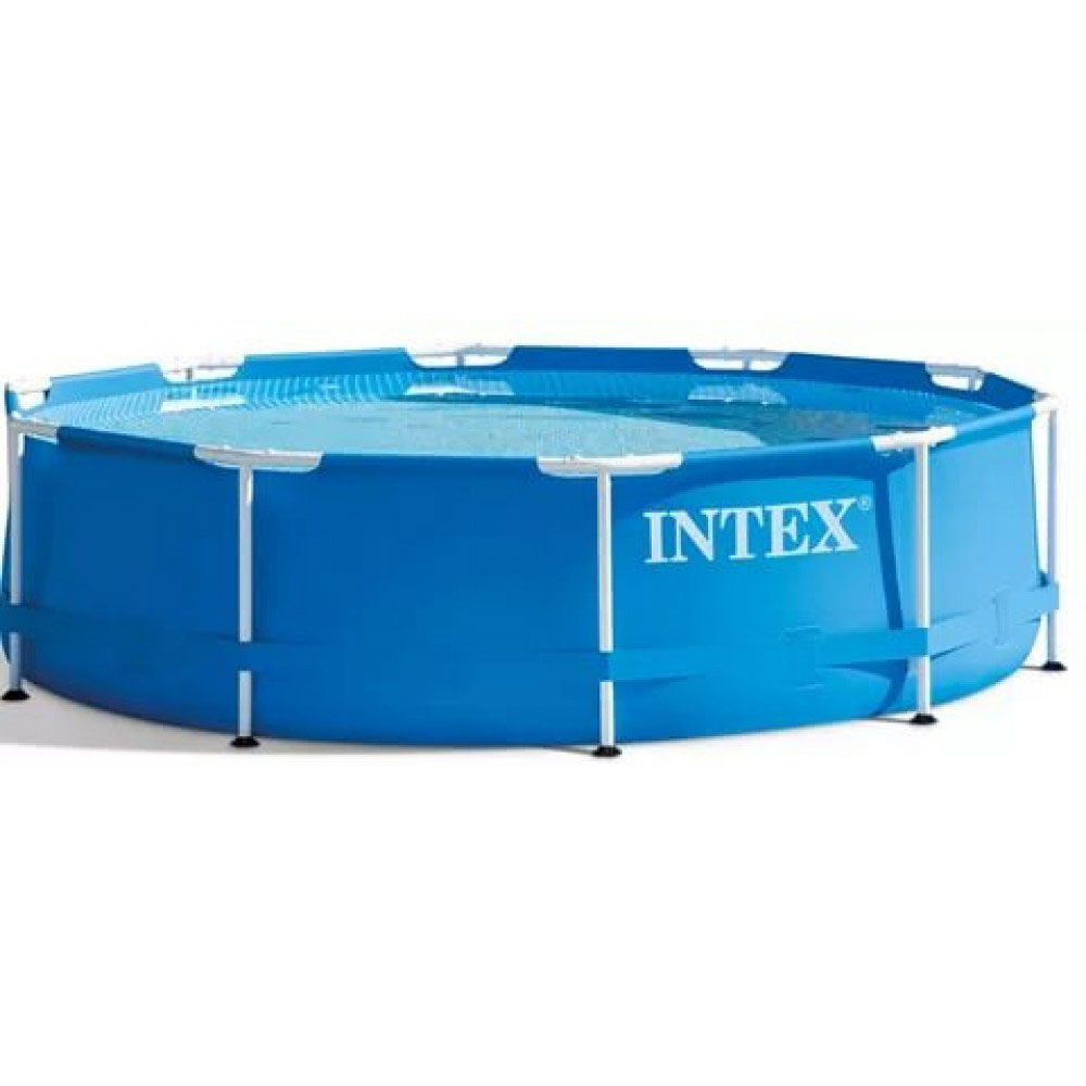 Каркасный бассейн INTEX 28200 Metal Frame 305x76 см