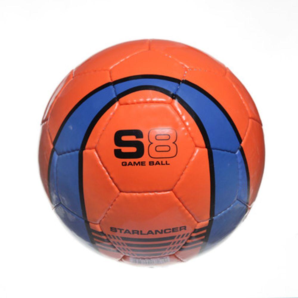 """Мяч футбольный 5"""" S8, ПУ 4сл. 420гр, 2010/15AВСD"""