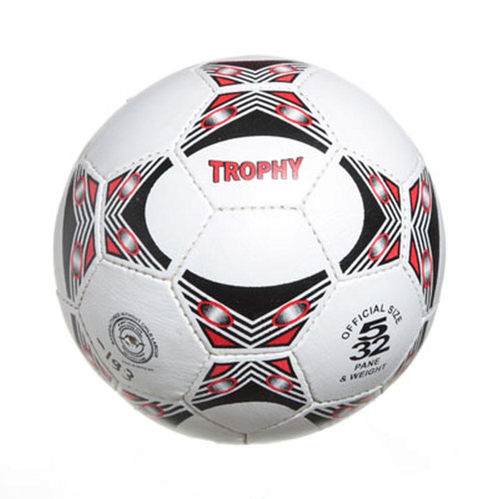 """Мяч футбольный 5"""" Trophy, ПУ, 3сл. 320гр, 2039/A"""