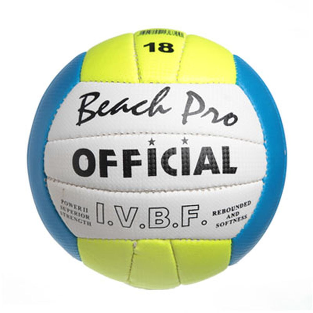 Мяч волейбольный BEACH PRO OFFICIAL, PU 1008 oficial size