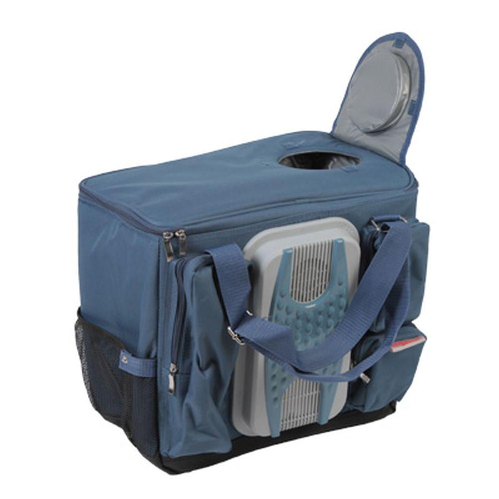 NEW GALAXY Аппарат для охлаждения продуктов автомобильный 35л, 12/220В, сумка