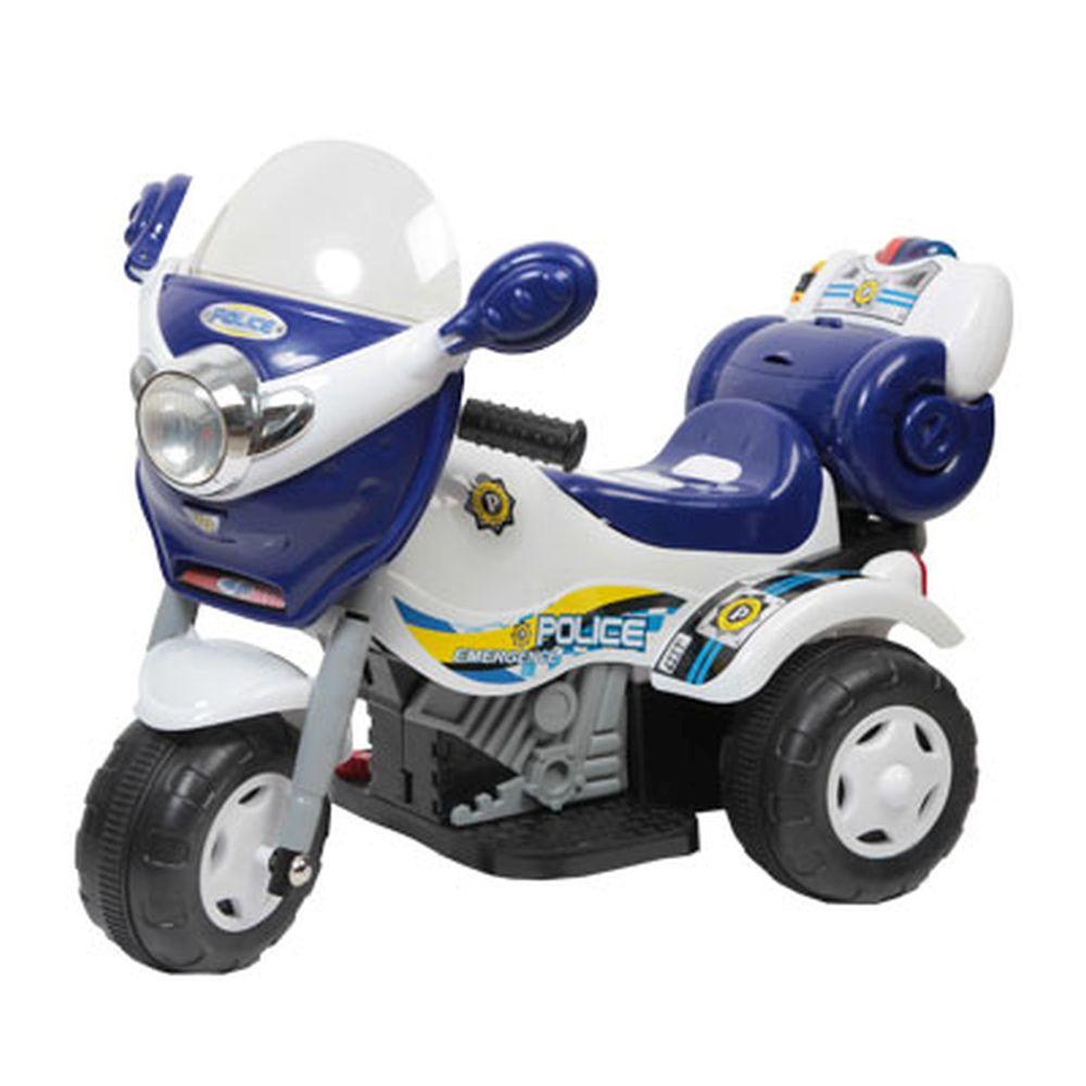 Мотоцикл 3х колёсный на аккумуляторе I962-H01013