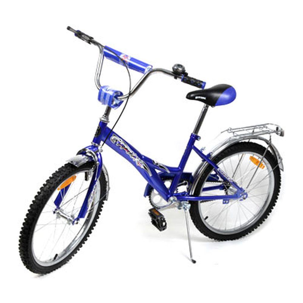 """Велосипед 20"""" Maxxpro V2-20, комб. тормоз, зеленый"""