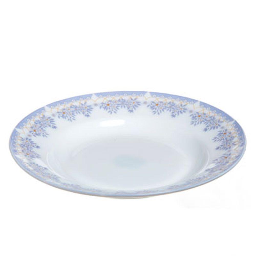 VETTA Аполлон Тарелка суповая опаловое стекло 202мм, 250мл HSP 80