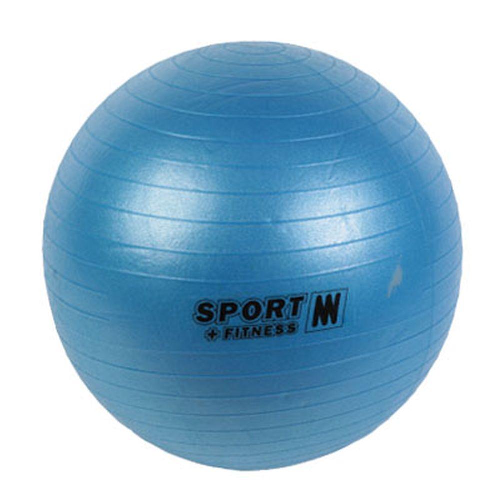 Мяч для фитнеса гимнастический, ПВХ, 65см, 4 цвета