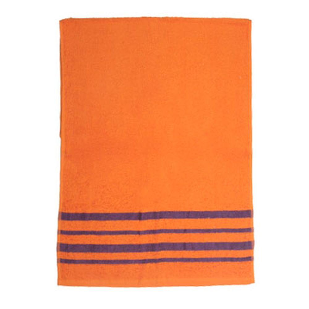 VETTA Полотенце банное, 100% хлопок, 50x90см, Оранж