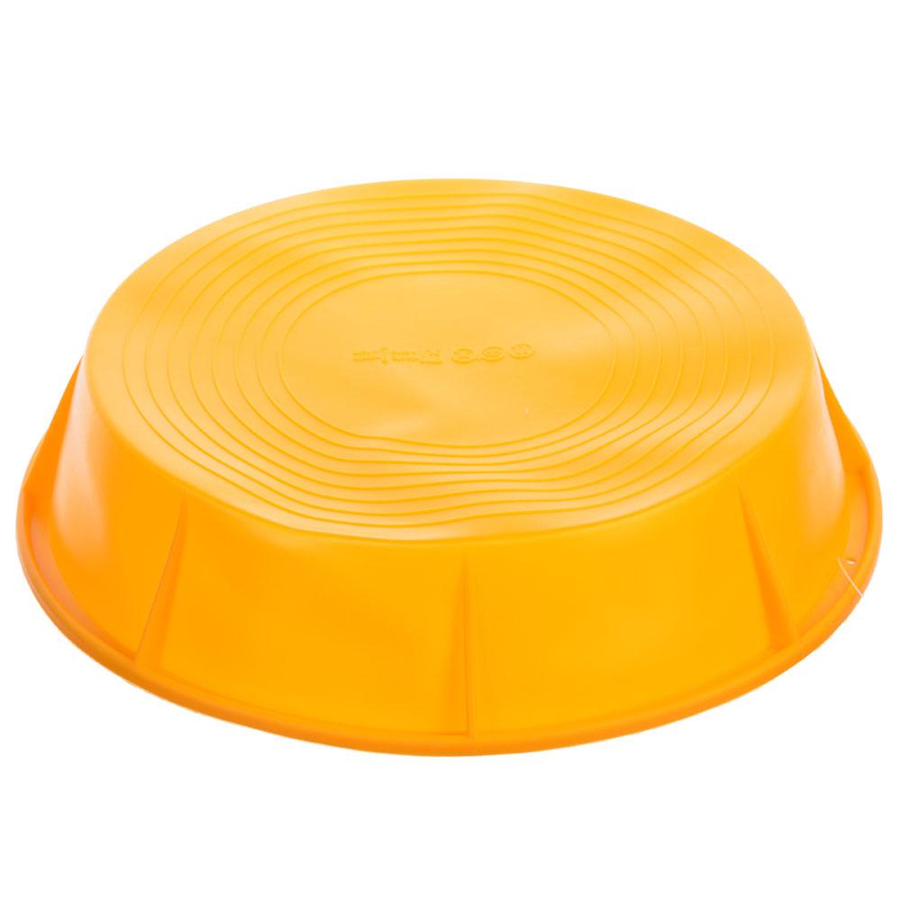 Форма для выпечки круглая, силикон, 25x5.5 см, VETTA