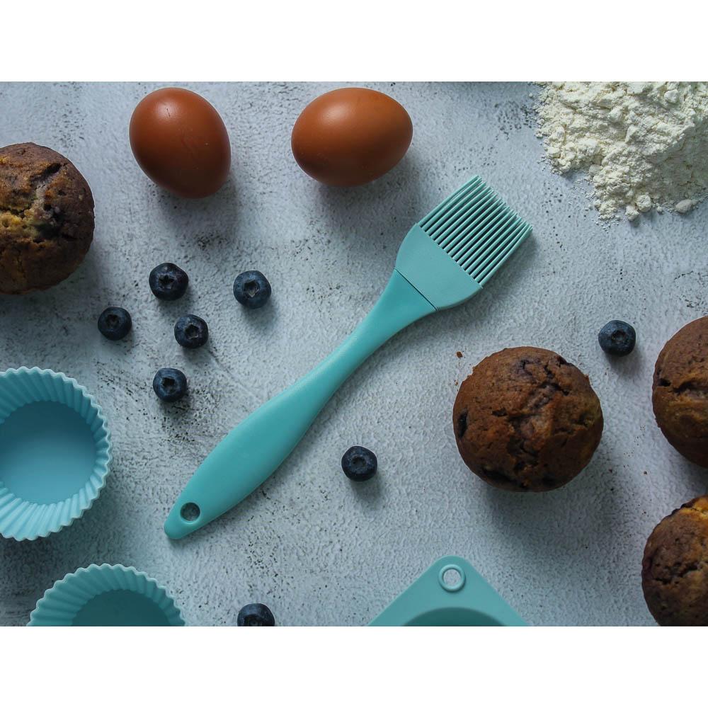 Кисточка кулинарная VETTA, 20,5х4,5 см, силикон
