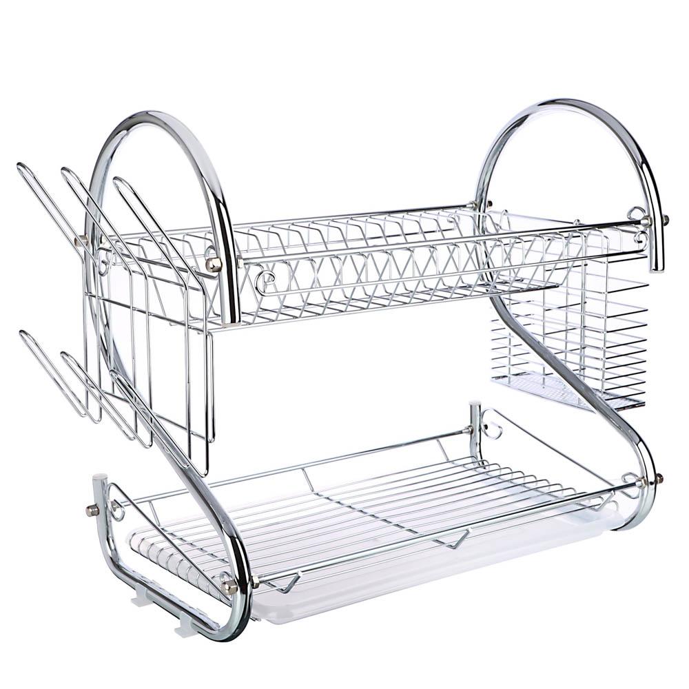 VETTA Сушилка для посуды 55x25x39,5cм, арт.AE-766