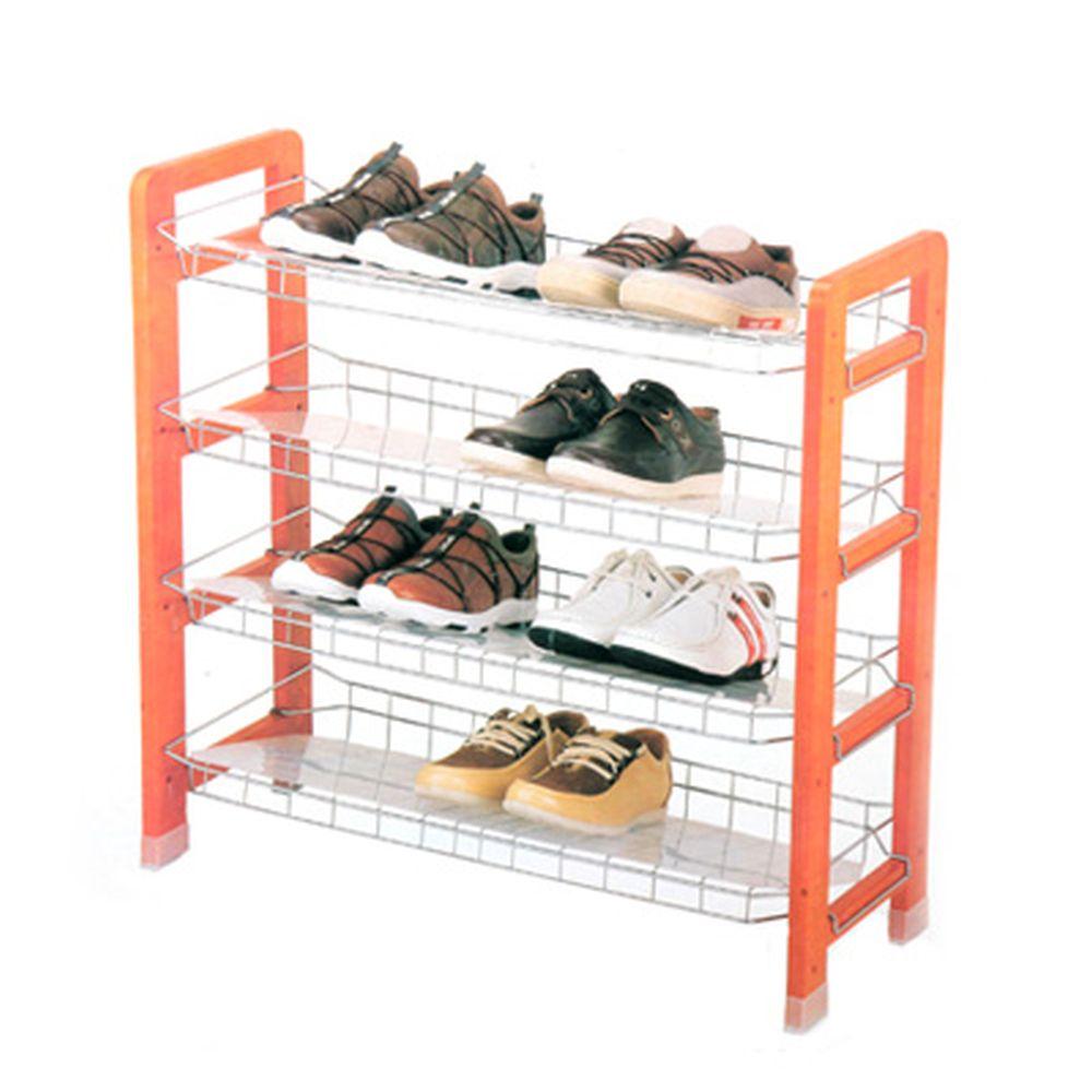 Подставка для обуви 4 яруса, 73,2x26x70cм, VETTA