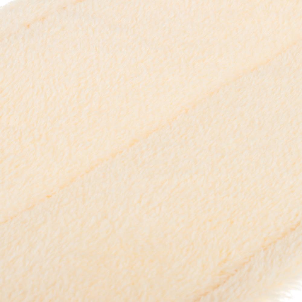 """VETTA Насадка для швабры из микрофибры, 10х40см, """"Полоска"""", 4 цвета, 3701"""