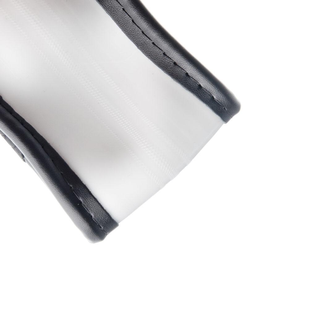 NEW GALAXY Оплетка руля, спонж, с захватом руля, темно-серый, разм. (M)