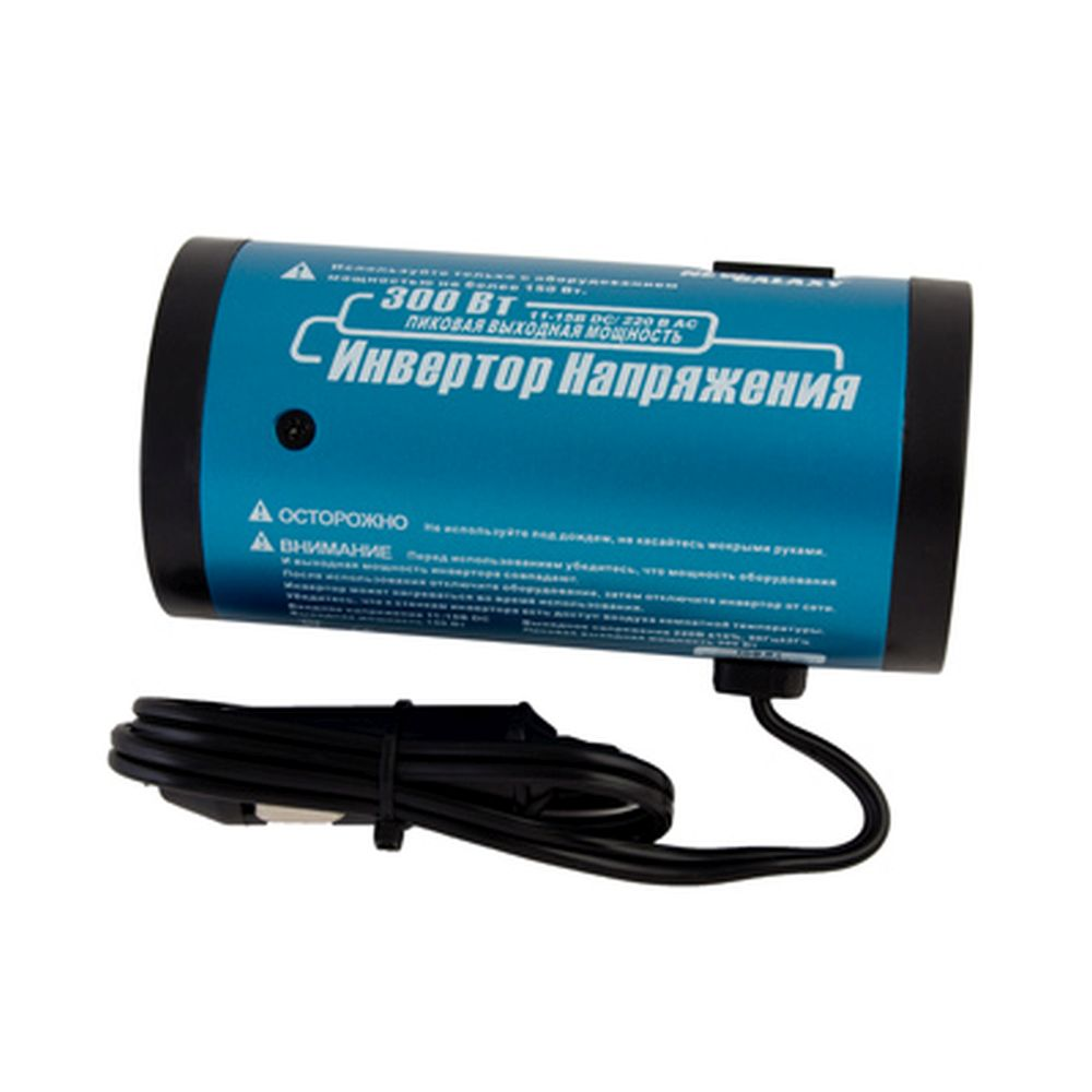 NEW GALAXY Инвертор12V- 220V 150W (max 300W)