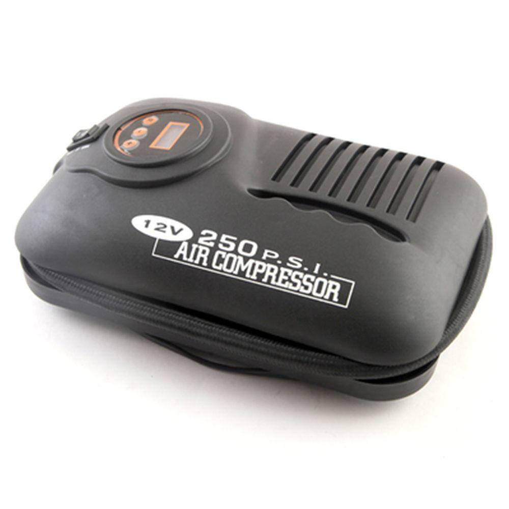 NEW GALAXY Компрессор автомобильный автомат КПАА-60-19 12В/60Вт, 15л/мин LCD с подсветкой