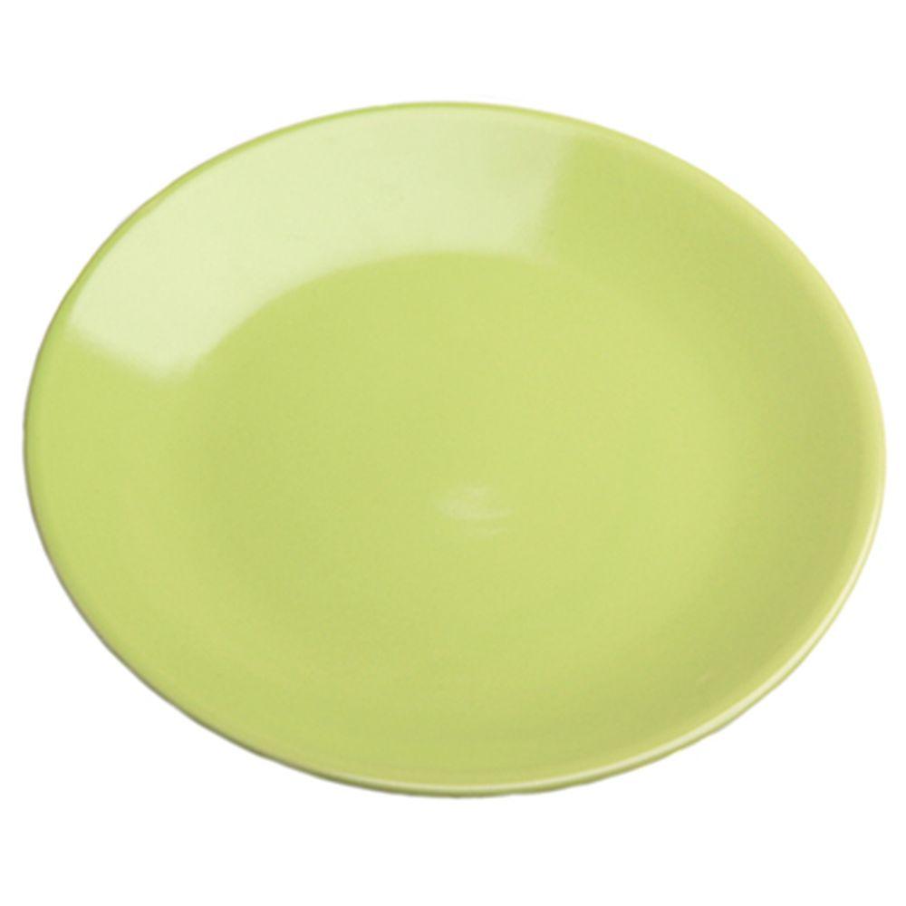 VETTA Гор Тарелка десертная зеленая керамика 20см