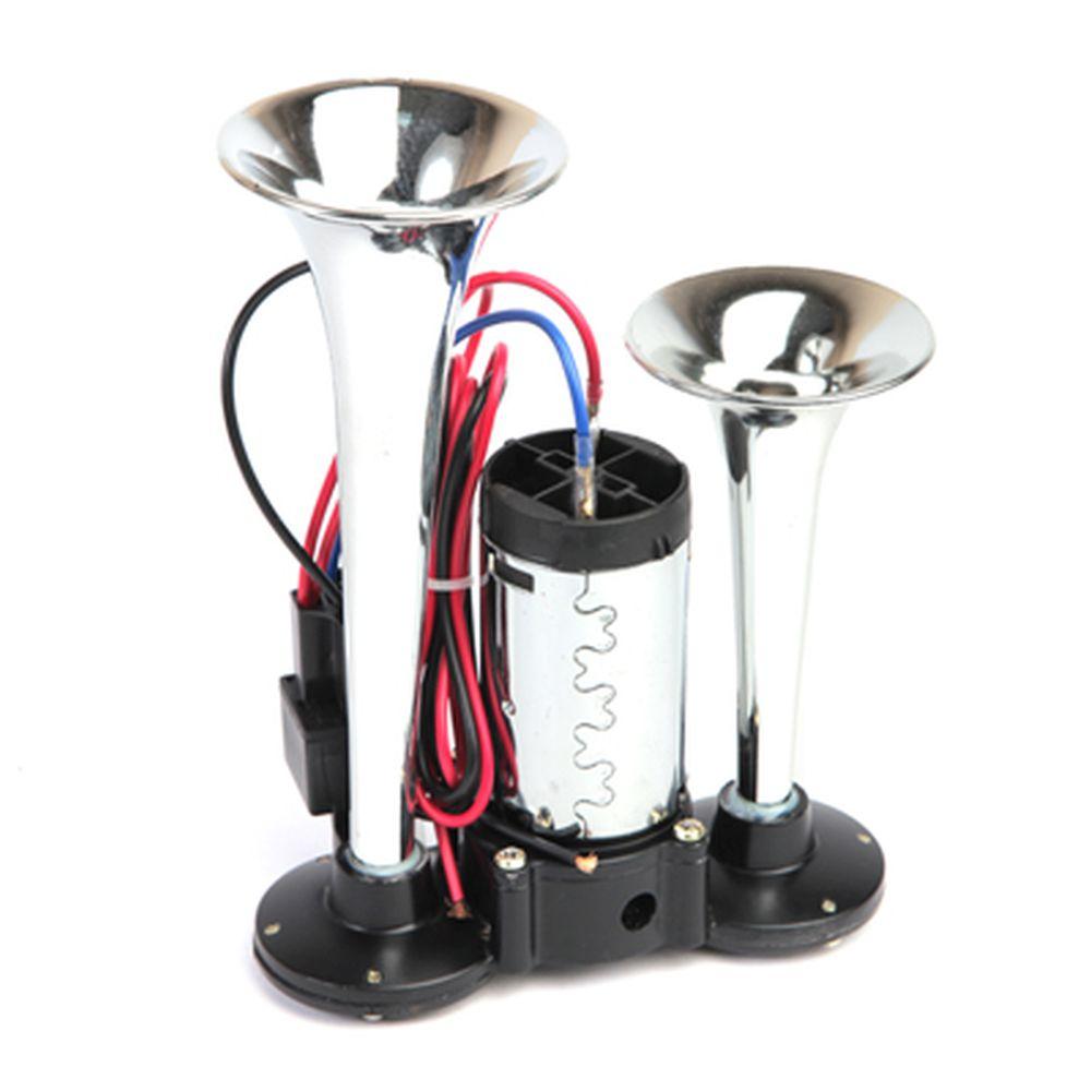 NEW GALAXY Сигнал звуковой пневмо-электрический 2-х рожковый HO152,12В
