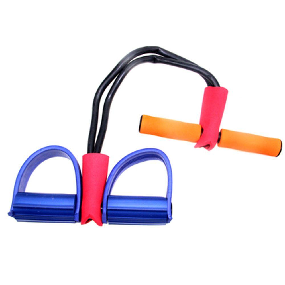 Тренажер-эспандер для мышц бедра, голени, ягодиц, 52см
