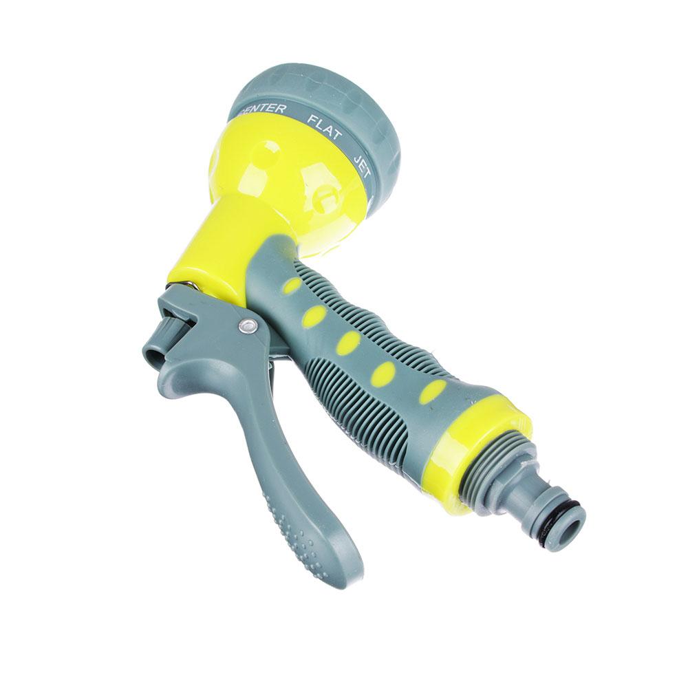 Пистолет-разбрызгиватель, пластиковый, 7 режимов, 21х14х5, INBLOOM