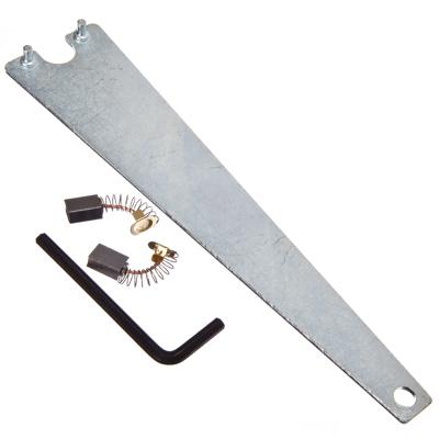 ЕРМАК Машина шлифовальная угл. УШМ-180/1600, 1600 Вт, 180 мм, 8000 об/мин, пл. пуск