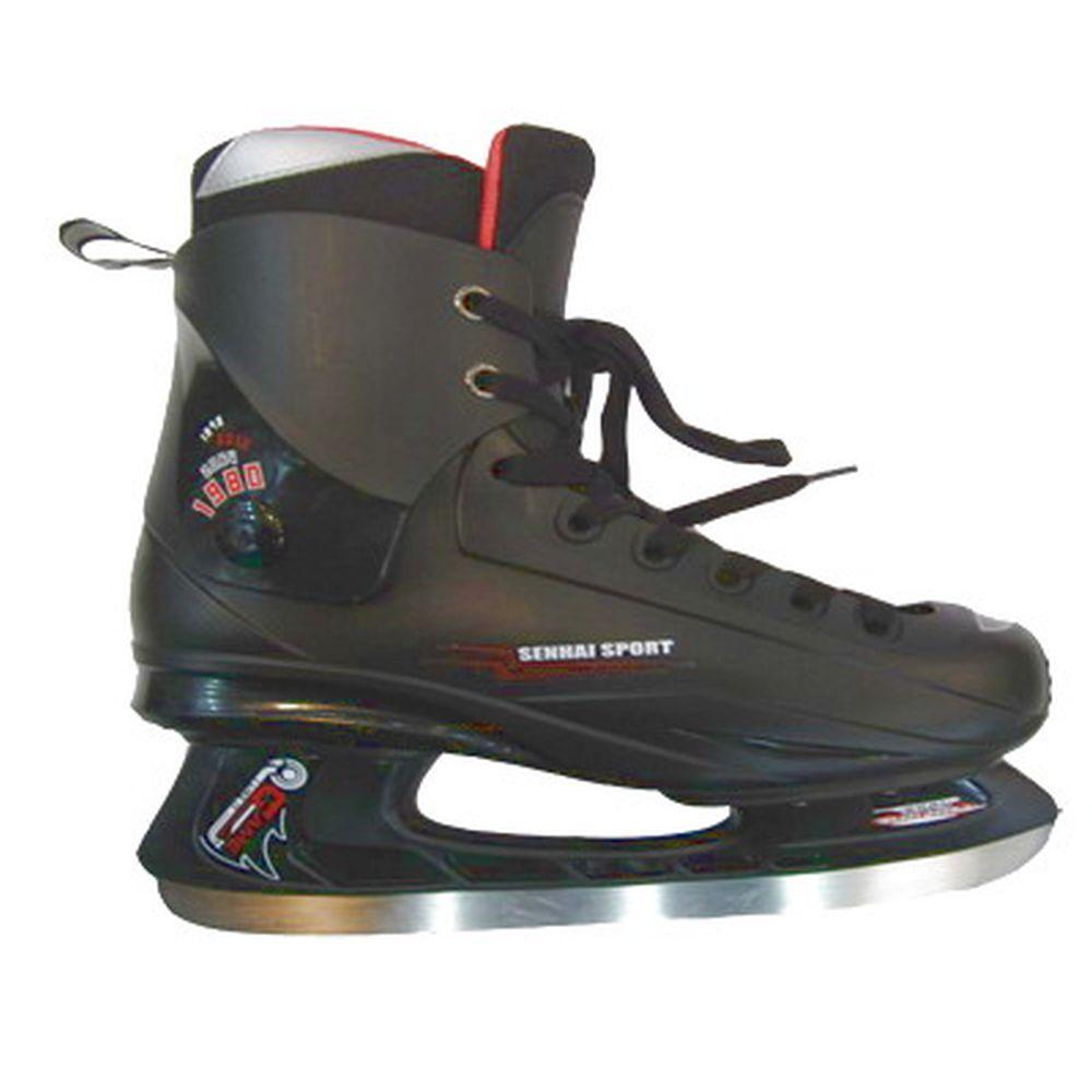 Коньки хоккейные PW-233 р.43