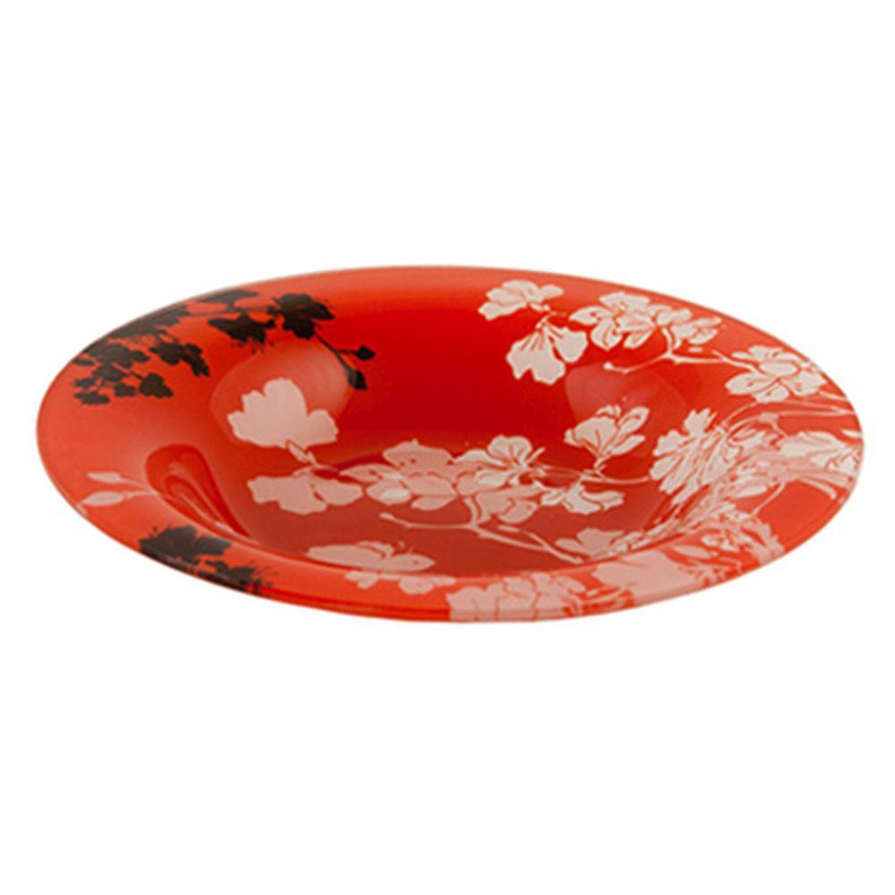 VETTA Лиди Тарелка суповая стекло 200 мм S3030-D017