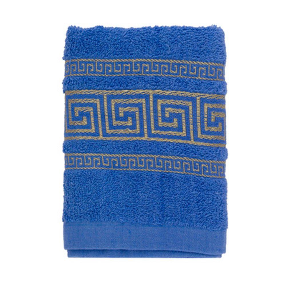 VETTA Полотенце махровое, 100% хлопок, 35x70см, Greece, синее
