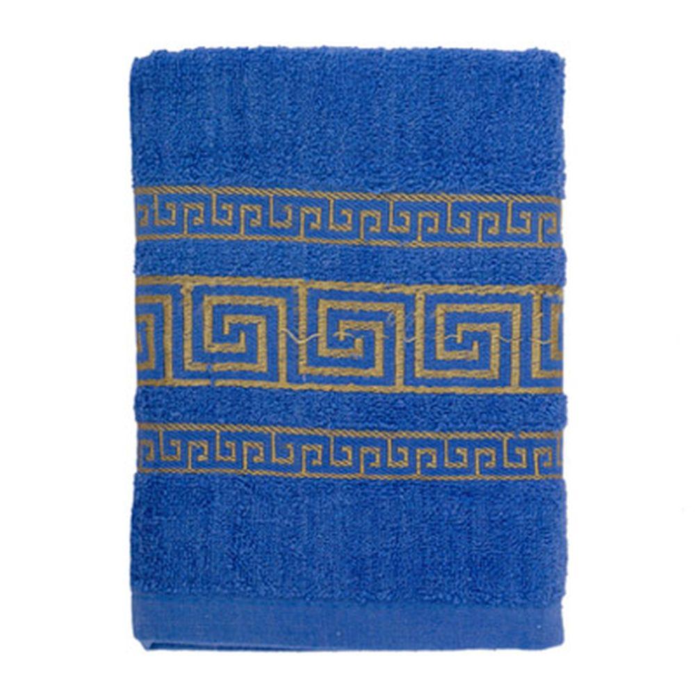 VETTA Полотенце махровое, 100% хлопок, 50x90см, Greece синее
