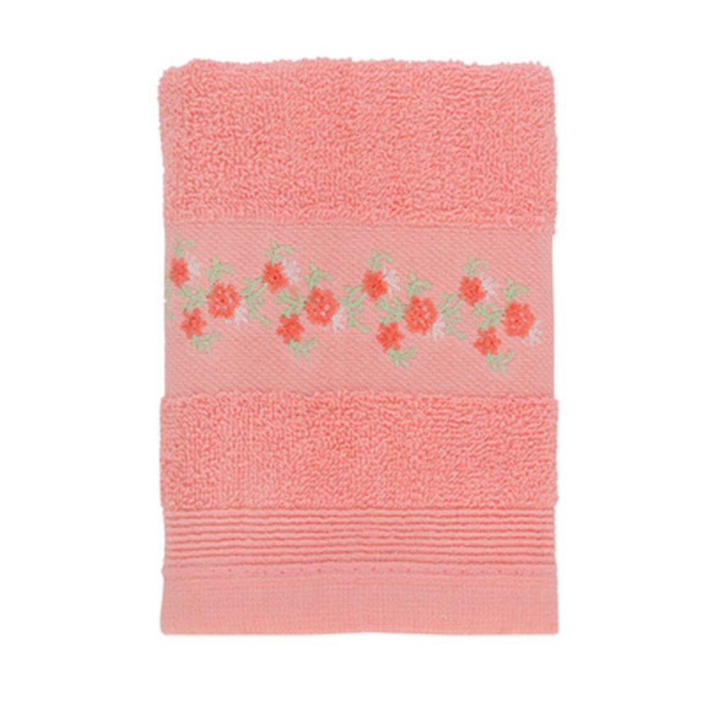 VETTA Полотенце махровое, 100% хлопок, 35x70см, Slovenia, розовое