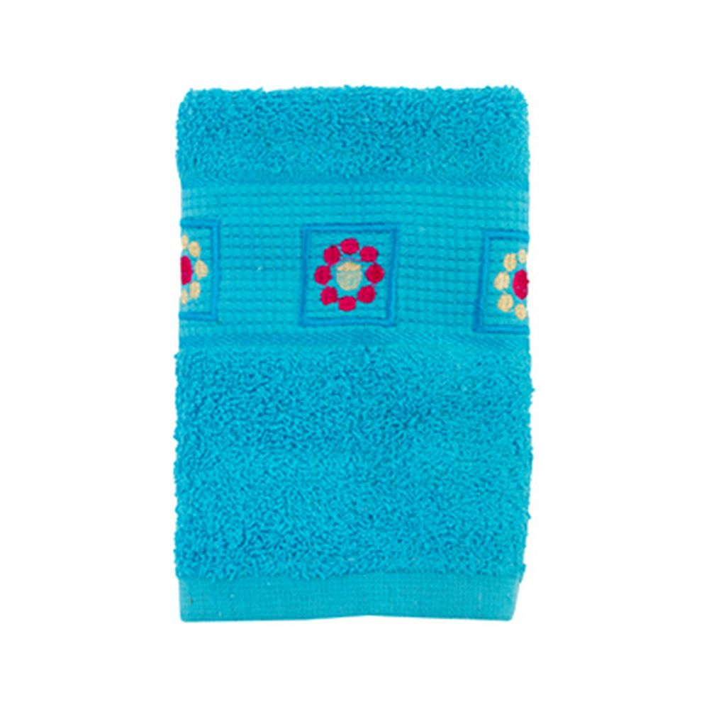 VETTA Полотенце махровое, 100% хлопок, 35x70см, Tunisia, голубое