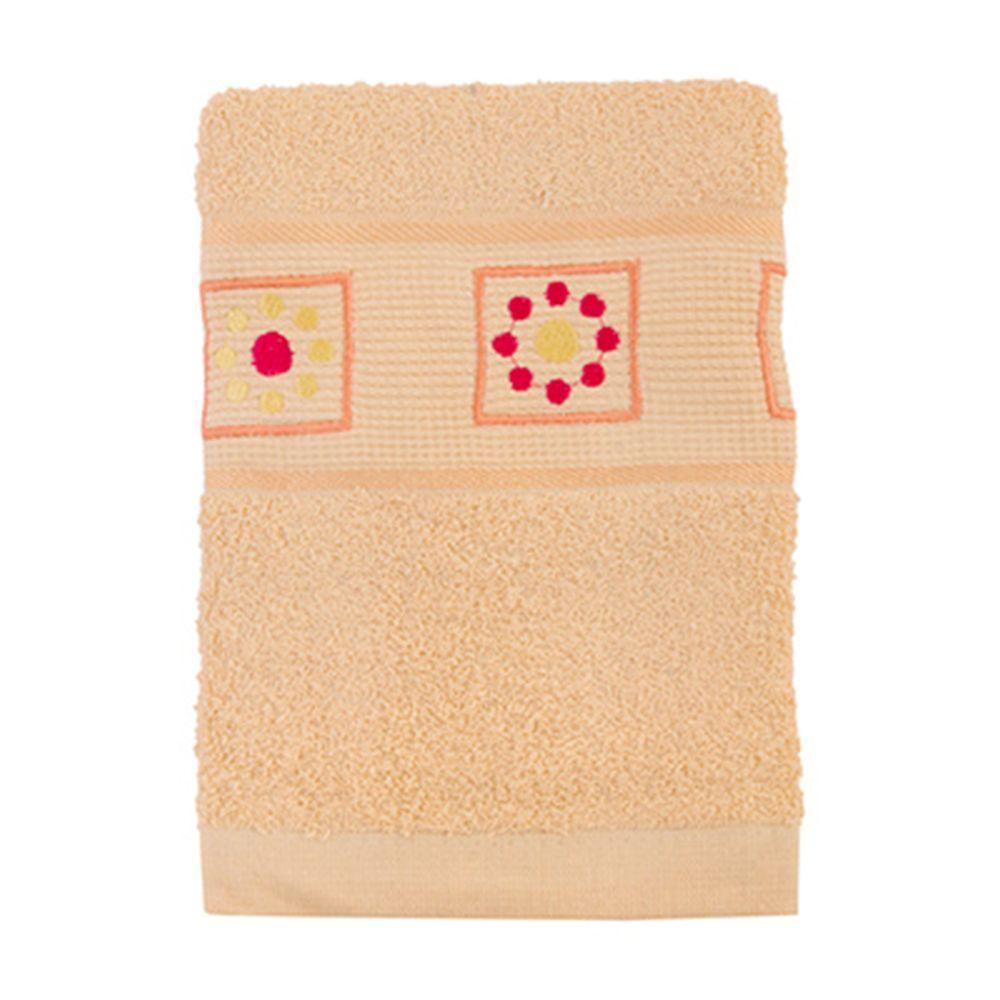 VETTA Полотенце махровое, 100% хлопок, 50x90см, Tunisia розовое