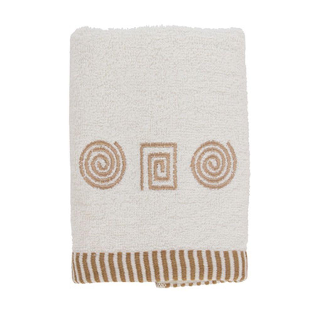 VETTA Полотенце махровое, 100% хлопок, 35х70см, Egypt белое