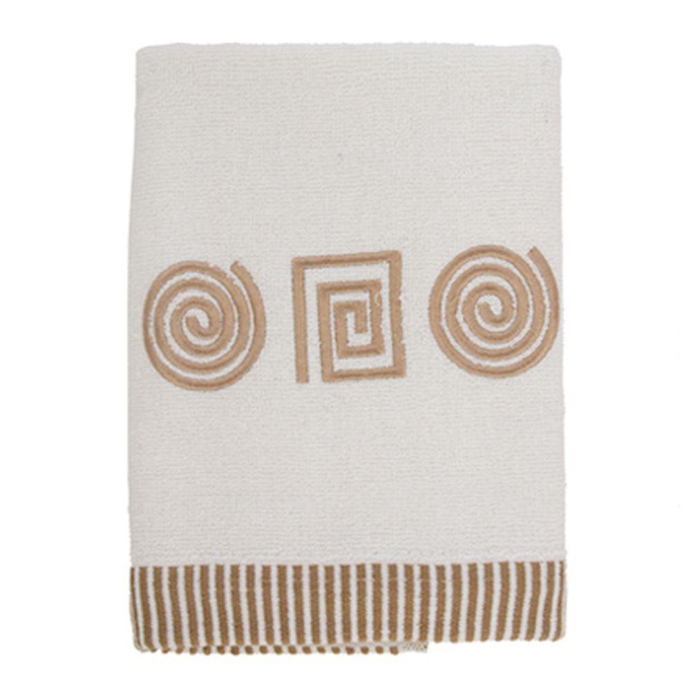 VETTA Полотенце махровое, 100% хлопок, 50x90см, Egypt белое