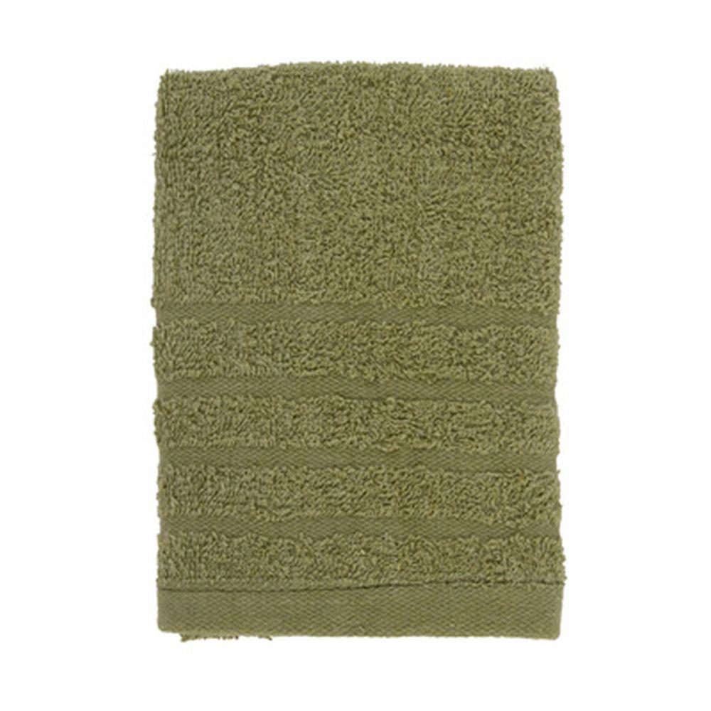 VETTA Полотенце махровое, 100% хлопок, 35x70см, Romania, зелёное