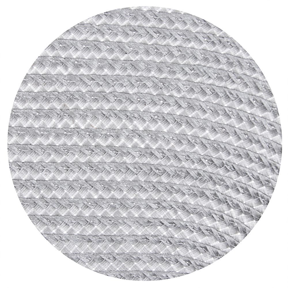 Салфетка сервировочная ПВХ, овальная 30x45см, 3 цвета