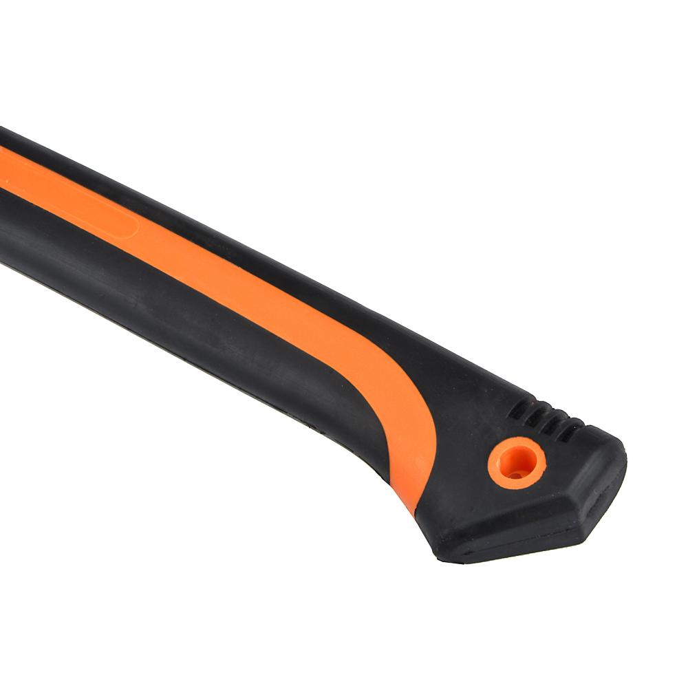 ЕРМАК Топор-колун 2000г, 880мм с клиновидным полотном, стекловол.ручка