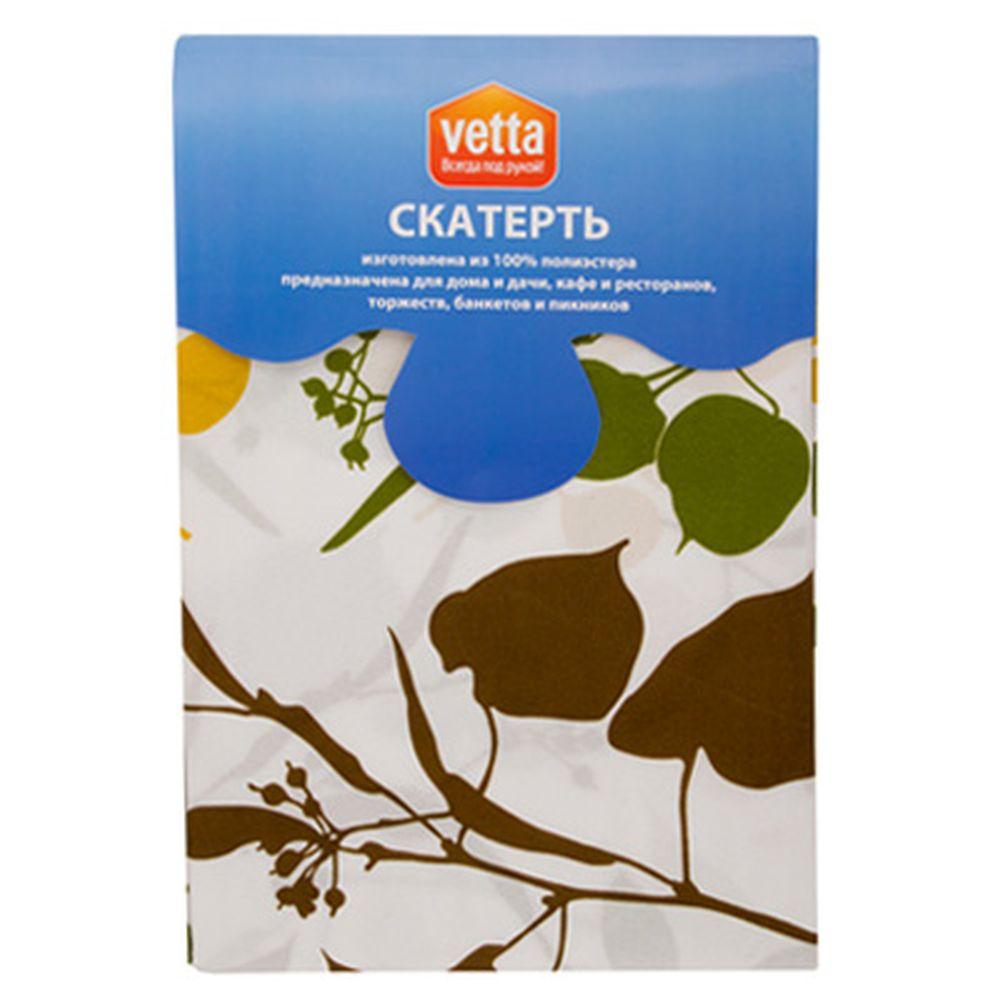VETTA Kitchen скатерть 140х150см PE OLIVA