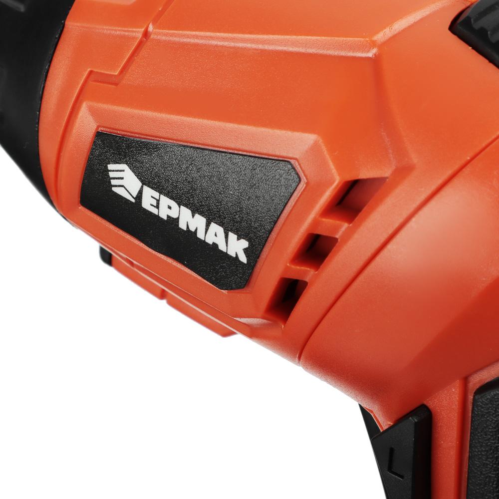 ЕРМАК Отвертка аккум. ОА-48C, 4,8 В, Ni-Cd, 0,6 Ач, 2 Нм,150 об/мин,LED подсветка. пов. рук,блистер