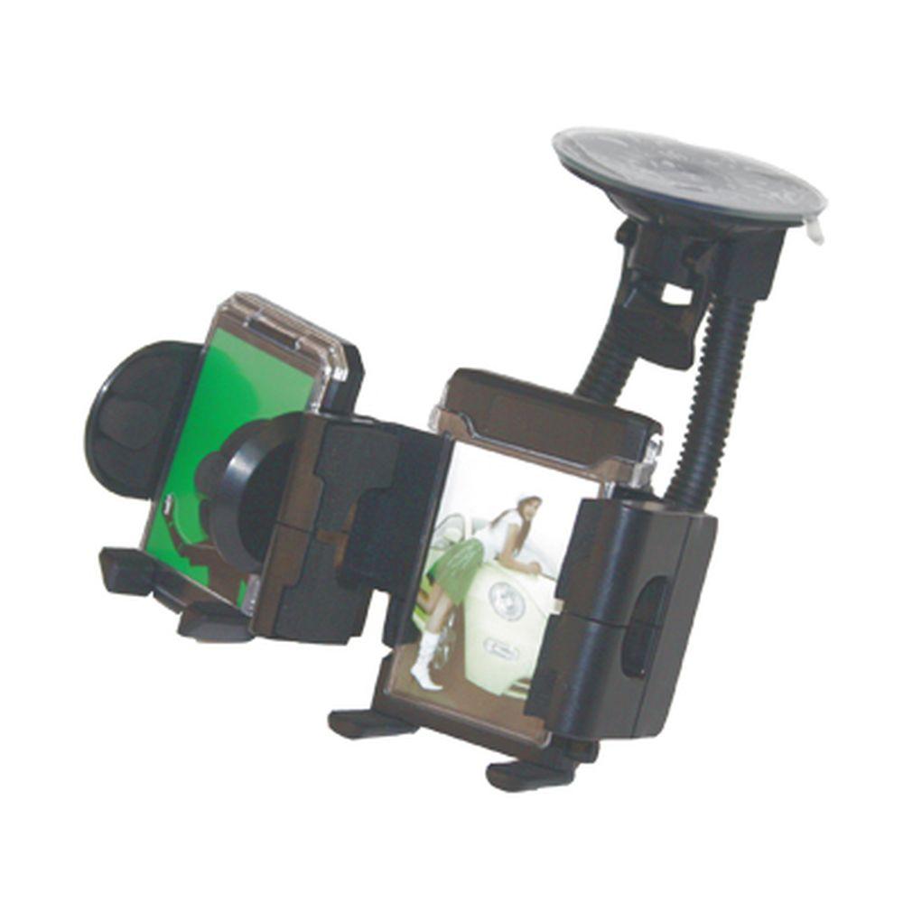 NEW GALAXY Держатель сотового телефона двойной
