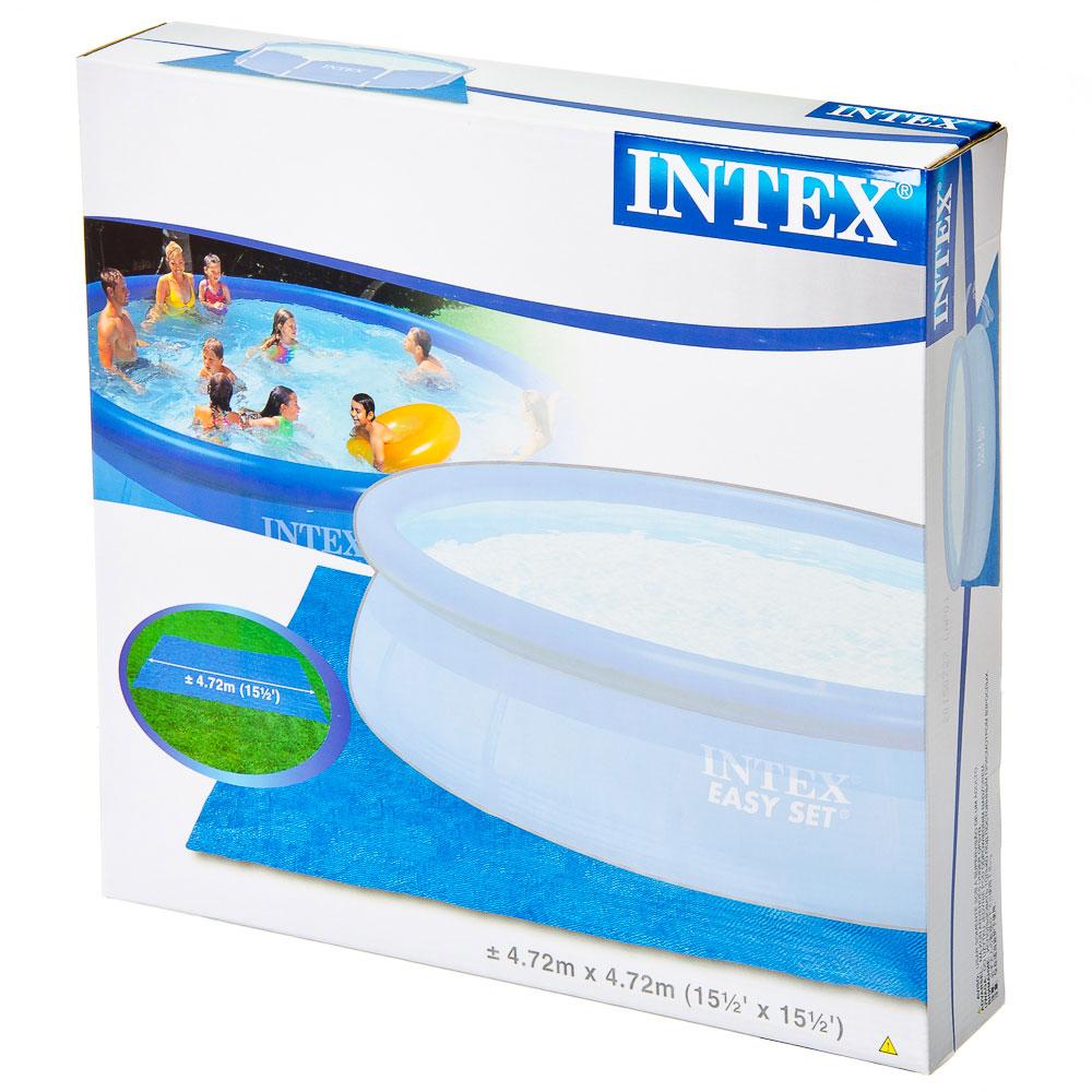 Подстил под бассейн, 472х472 см, INTEX, 28048