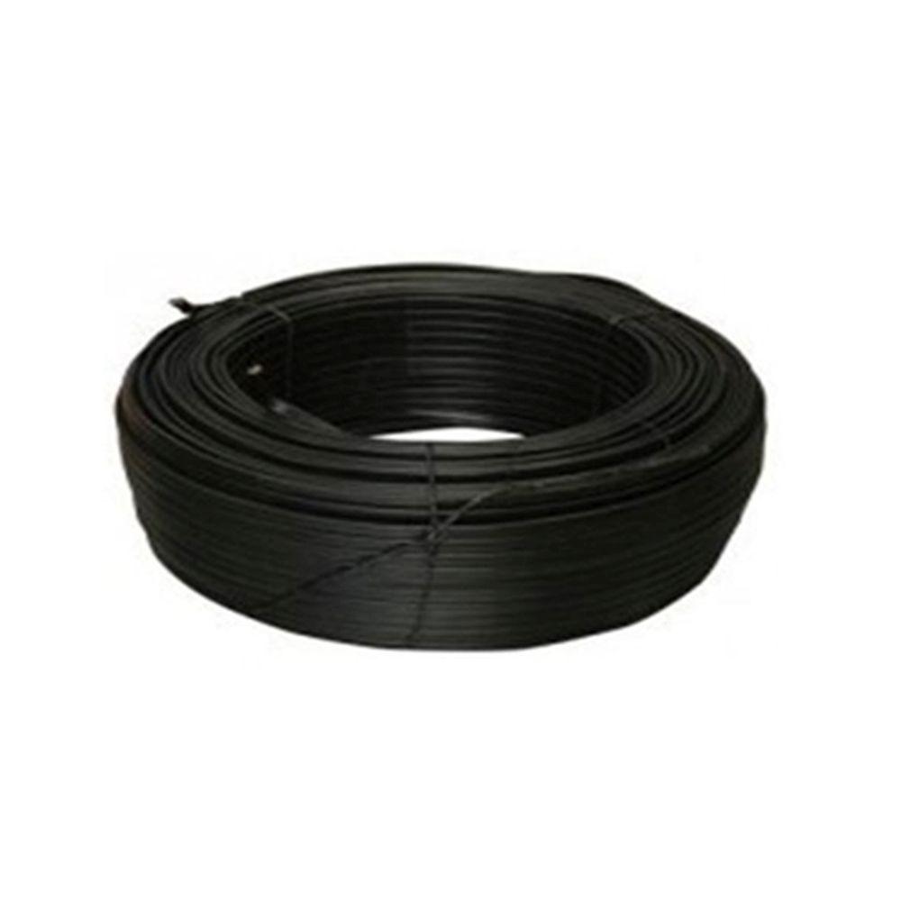 Провод ПВС 2*1,5 (черн) (100м)