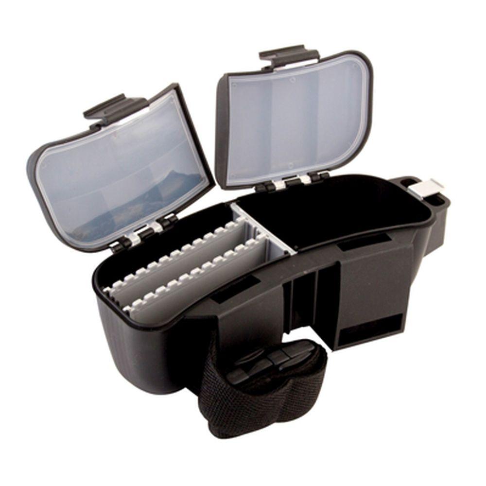 AZOR Коробка для приманок (на пояс), пластик, 5010