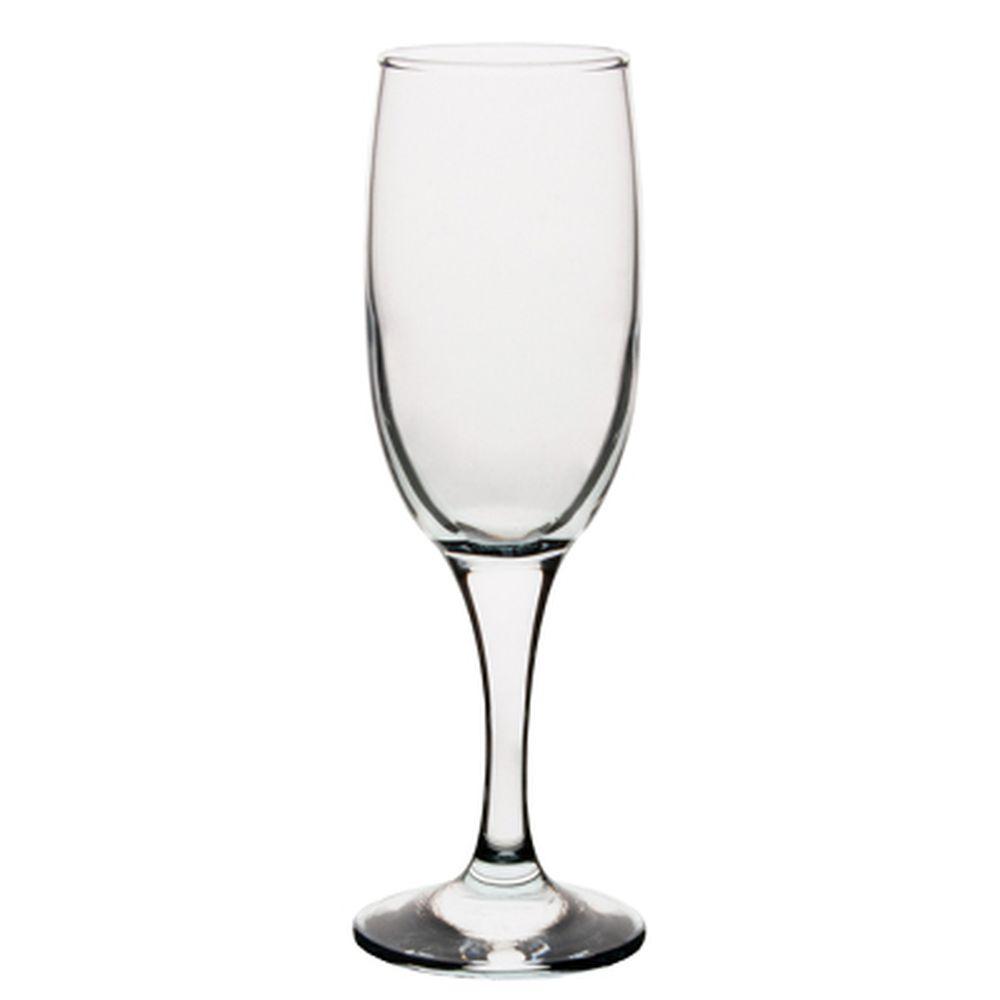 Набор фужеров 6шт для шампанского 190мл, Бистро 44419
