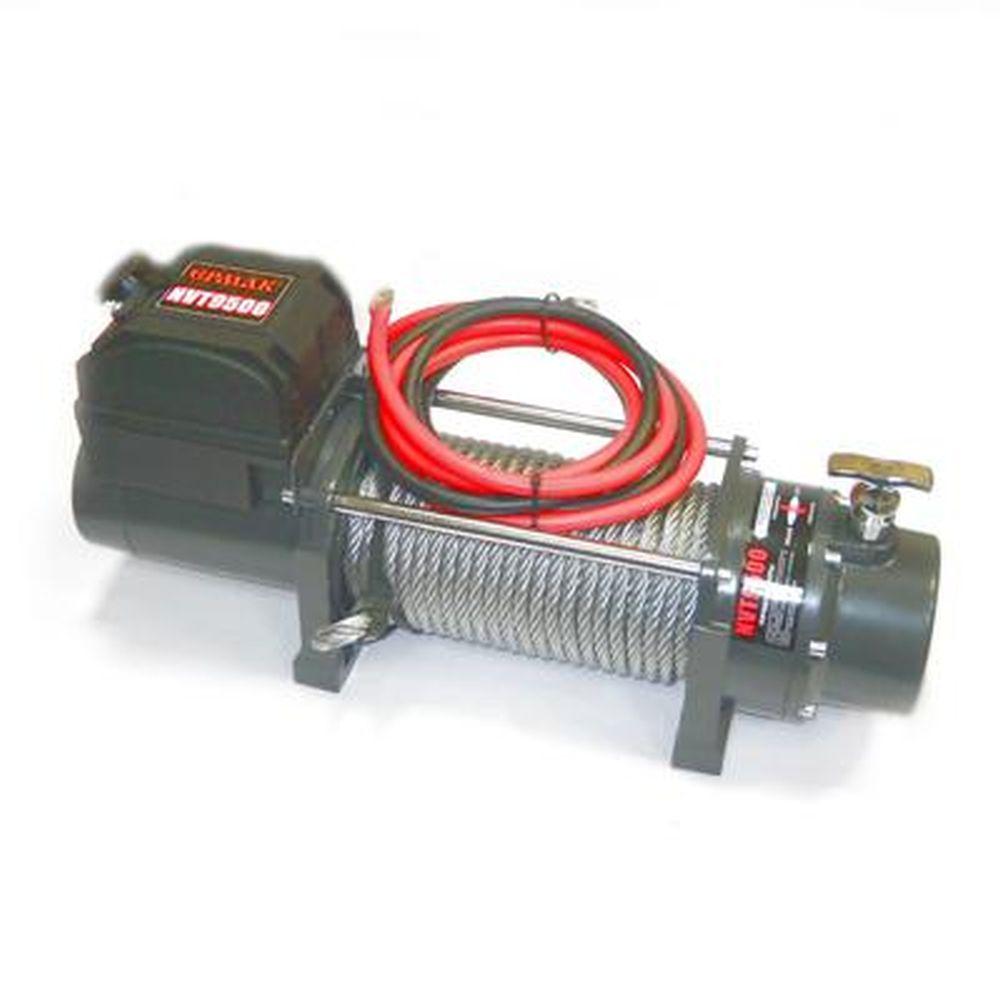 ЕРМАК Лебедка электрическая NVT9500, 12V, 4309 кг